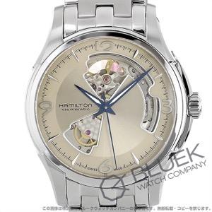 ハミルトン ジャズマスター ビューマチック オープンハート 腕時計 メンズ HAMILTON H32565121