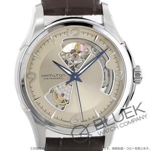 ハミルトン ジャズマスター ビューマチック オープンハート 腕時計 メンズ HAMILTON H32565521