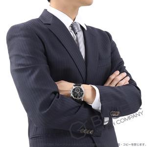ハミルトン ジャズマスター クロノクオーツ クロノグラフ 腕時計 メンズ HAMILTON H32612735