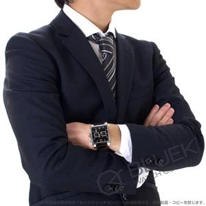 ハミルトン ジャズマスター スクエア オートクロノ クロノグラフ 腕時計 メンズ HAMILTON H32666535
