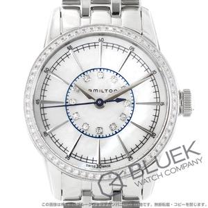 ハミルトン レイルロード レディ ダイヤ 腕時計 レディース HAMILTON H40391191