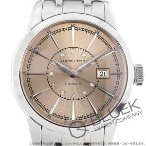 ハミルトン レイルロード レディ オート ダイヤ 腕時計 レディース HAMILTON H40405121