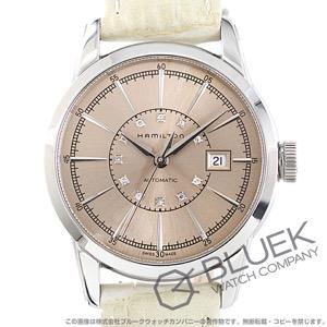 ハミルトン レイルロード レディ ダイヤ 腕時計 レディース HAMILTON H40405821