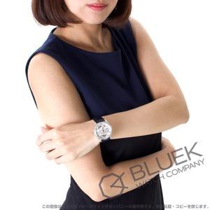 ハミルトン ジャズマスター ビューマチック スケルトン レディ ダイヤ サテンレザー 腕時計 レディース HAMILTON H42405991