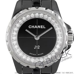 シャネル J12 XS ダイヤ 腕時計 レディース CHANEL H5235