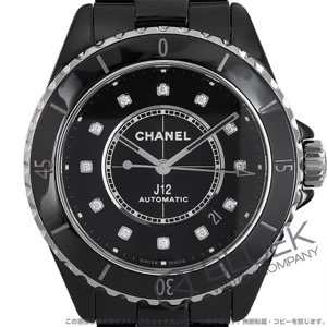 シャネル J12 ダイヤ 腕時計 ユニセックス CHANEL H5702