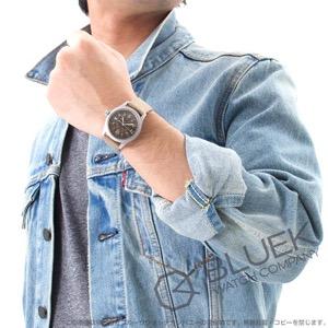 ハミルトン カーキ フィールド キャンパスレザー 腕時計 メンズ HAMILTON H68201993