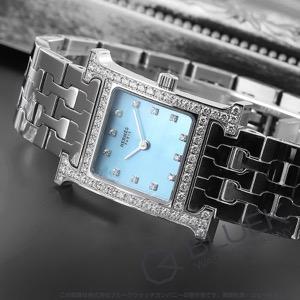 エルメス Hウォッチ ダイヤ 腕時計 レディース HERMES HH1.230.284/4804