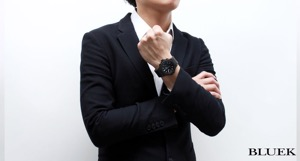 ウブロ ビッグバン カーボン クロノグラフ 腕時計 メンズ HUBLOT 301.QX.1724.RX