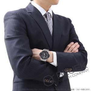 ウブロ ビッグバン スチールセラミック クロノグラフ 腕時計 メンズ HUBLOT 301.SM.1770.RX