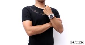 ウブロ ビッグバン スチール クロノグラフ アリゲーターレザー 腕時計 メンズ HUBLOT 301.SX.1170.GR