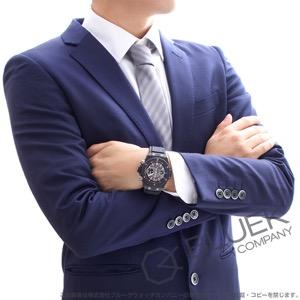 ウブロ ビッグバン ウニコ カーボン クロノグラフ 腕時計 メンズ HUBLOT 411.QX.1170.RX