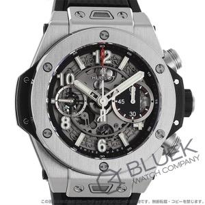 ウブロ ビッグバン ウニコ チタニウム クロノグラフ 腕時計 メンズ HUBLOT 441.NX.1170.RX