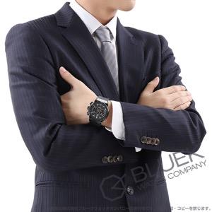 ウブロ クラシック フュージョン ブラックマジック クロノグラフ 腕時計 メンズ HUBLOT 521.CM.1771.RX