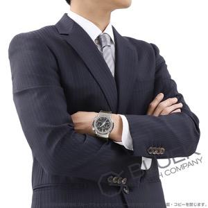 ウブロ クラシック フュージョン チタニウム クロノグラフ アリゲーターレザー 腕時計 メンズ HUBLOT 521.NX.8970.LR