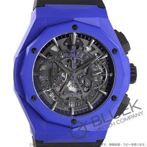 ウブロ クラシック フュージョン アエロ フュージョン オーリンスキー ブルーセラミック 世界限定200本 腕時計 メンズ HUBLOT 525.EX.0179.RX.ORL18