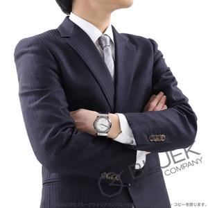 ウブロ クラシック フュージョン チタニウム オパリン アリゲーターレザー 腕時計 メンズ HUBLOT 542.NX.2611.LR