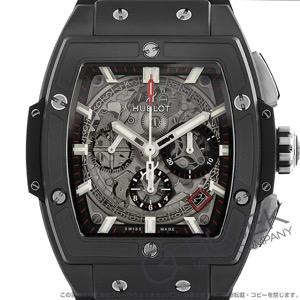 ウブロ スピリット オブ ビッグバン ブラックマジック クロノグラフ 腕時計 メンズ HUBLOT 641.CI.0173.RX
