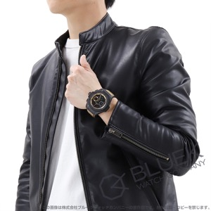 ウブロ キングパワー ウサイン ボルト 世界限定250本 クロノグラフ 腕時計 メンズ HUBLOT 703.CI.1129.NR.USB12
