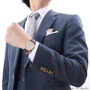 ジャガールクルト マスター ウルトラスリム PG金無垢 アリゲーターレザー 腕時計 メンズ Jaeger-LeCoultre Q1332511