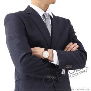 ジャガールクルト マスター ウルトラスリム リザーブ ド マルシェ パワーリザーブ PG金無垢 アリゲーターレザー 腕時計 メンズ Jaeger-LeCoultre Q1372520