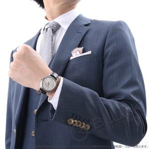 ジャガールクルト マスター コントロール デイト アリゲーターレザー 腕時計 メンズ Jaeger-LeCoultre Q1548420
