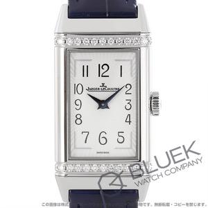 ジャガールクルト レベルソ ワン ダイヤ アリゲーターレザー 腕時計 レディース Jaeger-LeCoultre Q3288420