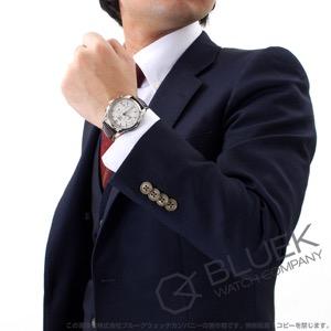 ロンジン サンティミエ クロノグラフ アリゲーターレザー 腕時計 メンズ LONGINES L2.784.4.72.0