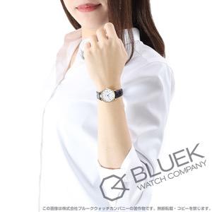 ロンジン グランドクラシック プレザンス YG金無垢 アリゲーターレザー 腕時計 レディース LONGINES L4.279.6.12.0