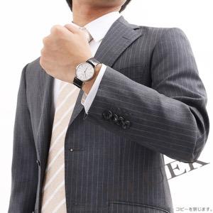 ロンジン グランドクラシック アリゲーターレザー 腕時計 メンズ LONGINES L4.709.4.71.2