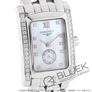 ロンジン ドルチェビータ ダイヤ 腕時計 レディース LONGINES L5.155.0.84.6