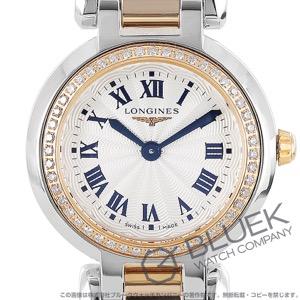 ロンジン プリマルナ ダイヤ 腕時計 レディース LONGINES L8.109.5.79.6