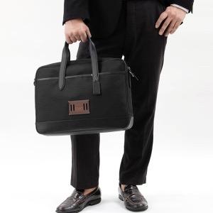 コーチ ビジネスバッグ/ショルダーバッグ バッグ メンズ ハミルトン コンパクト ブリーフケース ブラック F31277 QBBK COACH