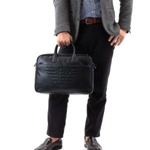 エンポリオアルマーニ ビジネスバッグ バッグ メンズ イーグルマーク ブラック Y4P090 YG90J 81072 EMPORIO ARMANI