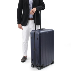 リモワ スーツケース/旅行用バッグ バッグ メンズ レディース サルサ ELECTRONIC TAG 78L 4〜7泊 ネイビーブルー 811.70.39.5 RIMOWA