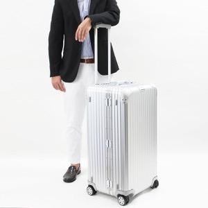 リモワ スーツケース/旅行用バッグ バッグ メンズ レディース トパーズ スポーツ ELECTRONIC TAG 100L 7泊〜 シルバー 923.80.00.5 RIMOWA