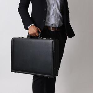 サムソナイト ビジネスバッグ バッグ メンズ LEATHER BUSINESS CASE ブラック 43115 1041 SAMSONITE