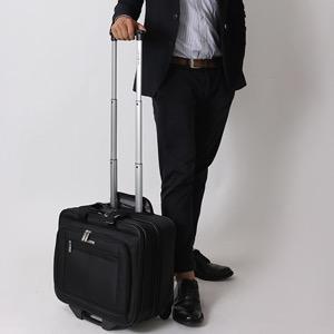 サムソナイト スーツケース バッグ メンズ CLASSIC BUSINESS WHEELED BUSINESS CASE ブラック 43876 1041 SAMSONITE