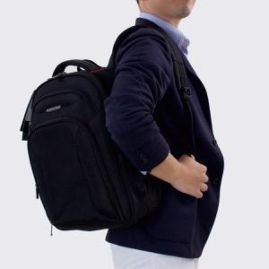 サムソナイト リュックサック/バックパック バッグ メンズ ゼノン XENON ブラック 89430 1041 SAMSONITE
