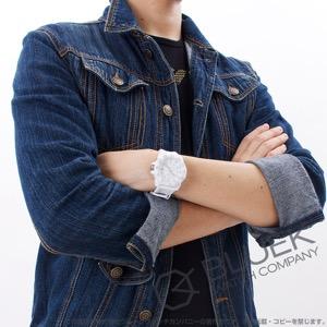 ルミノックス ネイビーシール カラーマーク ホワイトアウト 腕時計 メンズ LUMINOX 3057.WO