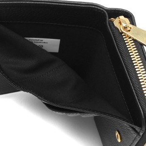 アーペーセー 二つ折り財布 財布 メンズ レディース エマニュエル ブラック F63029 PXBLH LZZ A.P.C