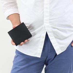 バーバリー 二つ折り財布【札入れ】 財布 メンズ シーシービル インターナショナル ロンドンチェック ダークチャコールグレー 8014481 A5656 2019年春夏新作 BURBERRY