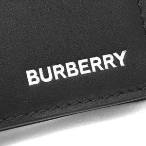 バーバリー カードケース/名刺入れ メンズ フリント ロンドンチェック ダークチャコールグレー MS FLINT KCO 110269 A5656 8014514 2020年秋冬新作 BURBERRY