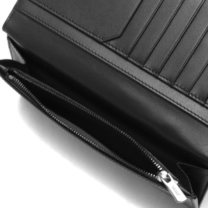 バリー 長財布 財布 メンズ バリロ ブラック BALIRO MS 20 6224270 BALLY