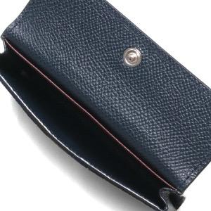 バリー カードケース/名刺入れ メンズ レディース ニューブルー BIRAZ BI 17 6235553 BALLY