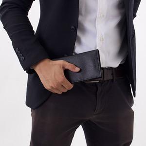 ブルガリ 長財布 財布 メンズ クラシコ 【CLASSICO】 ブラック 25752 BVLGARI