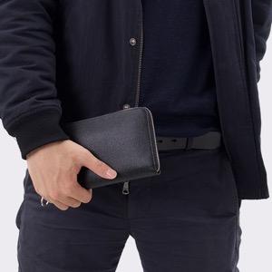 ブルガリ 長財布 財布 メンズ ブルガリブルガリ ブラック 36933 BVLGARI