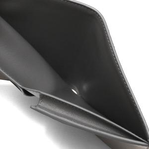 セリーヌ 二つ折り財布 財布 レディース ミディアム ストラップ グレー 10B64 3BFP 10DC 2020年秋冬新作 CELINE