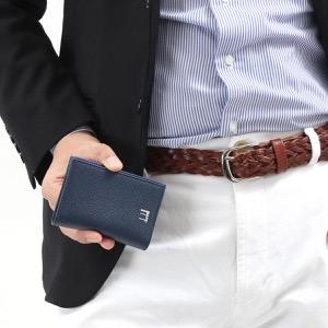 ダンヒル カードケース/名刺入れ メンズ カドガン ネイビー&ライトブルー DU18F2470CA 410 DUNHILL