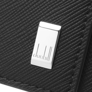 ダンヒル キーケース メンズ プレーン ブラック DU20R2P14PC 001 DUNHILL